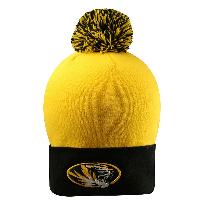 24d4a8aeaad 768353047911. Adult Top of the Wold Missouri Tigers Knit Pom ...