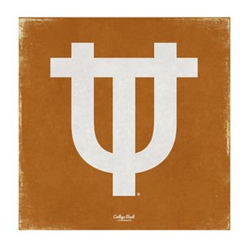 Legacy Athletic Texas Longhorns Vintage Canvas Wall Art