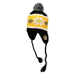 Adult Top of the World Missouri Tigers Squall Knit Cap