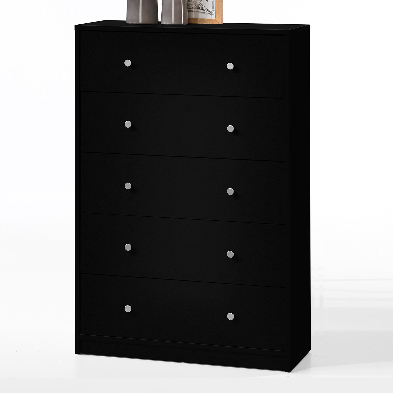 Tvilum Portland 5 Drawer Dresser