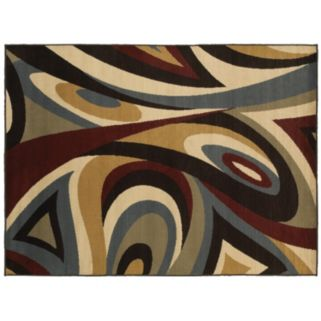 StyleHaven Grant Abstract Swirl Rug