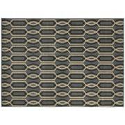 StyleHaven Grant Geometric Lattice Rug