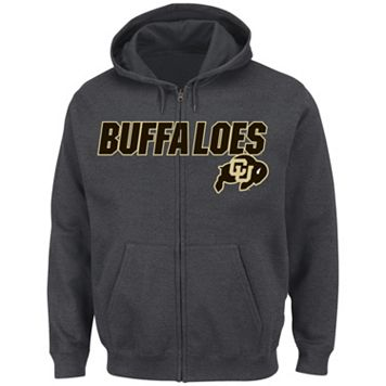 Men's Section 101 by Majestic Colorado Buffaloes Go to Move Hoodie