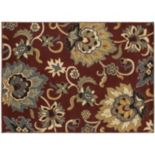 StyleHaven Grant Large Scale Floral Rug