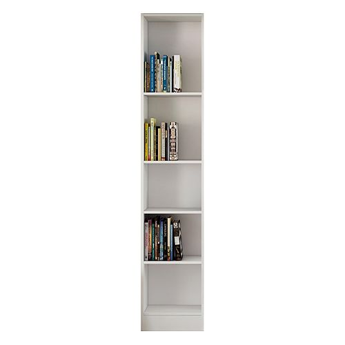 Tvilum Element Tall 5 Shelf Bookcase