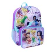 "Disney's Fairies ""Friends Always"" Backpack & Lunch Bag Set - Kids"