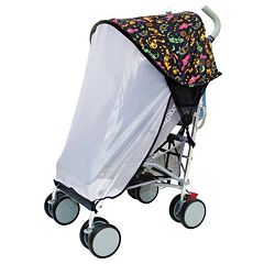 Dreambaby Strollerbuddy Extenda-Shade & Insect Netting by