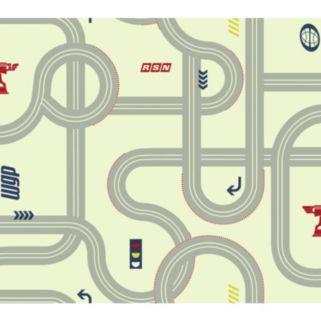 Disney Road Removable Wallpaper