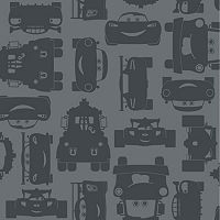 Disney's Cars Lightning McQueen & Mater Removable Wallpaper