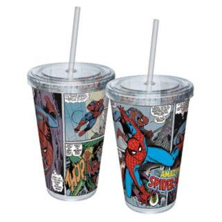 Marvel Spider-Man 16-oz. Tumbler