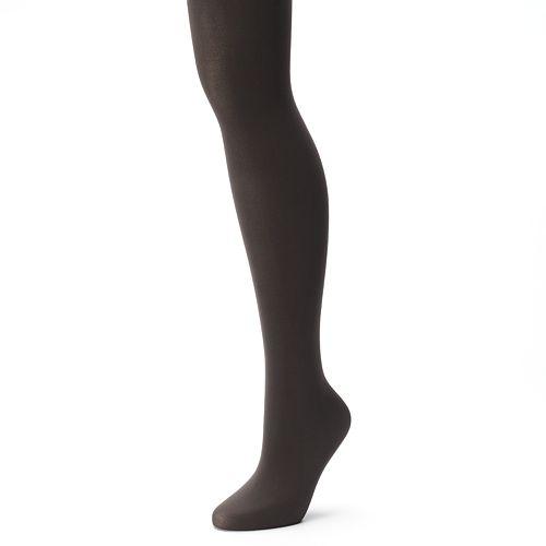 bcd07e6e282 Hanes Women s X-Temp Comfort Stretch Opaque Tights