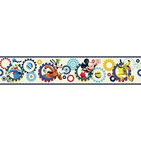 Disney's Mickey Mouse Clubhouse Wall Border