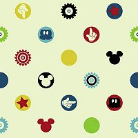Disney's Mickey Mouse Clubhouse Removable Wallpaper