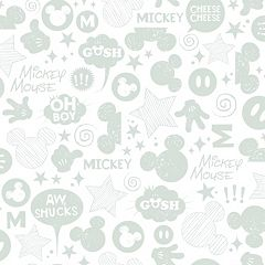 Disney Animated Removable Wallpaper