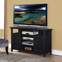 Simpli Home Amherst Tall TV Stand