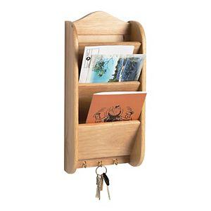 Fox Run Wooden Letter Rack
