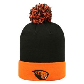 Adult Top of the Wold Oregon State Beavers Knit Pom Pom Hat