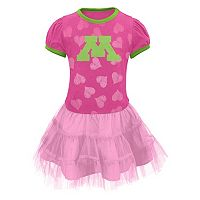 Toddler Minnesota Golden Gophers Tutu Dress