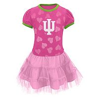 Toddler Indiana Hoosiers Tutu Dress