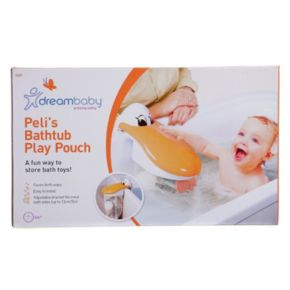 Dreambaby Peli's Bathtub Play Pouch Bath Toy Bag