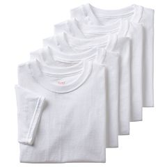 Boys Hanes 5-Pack Ultimate Tees
