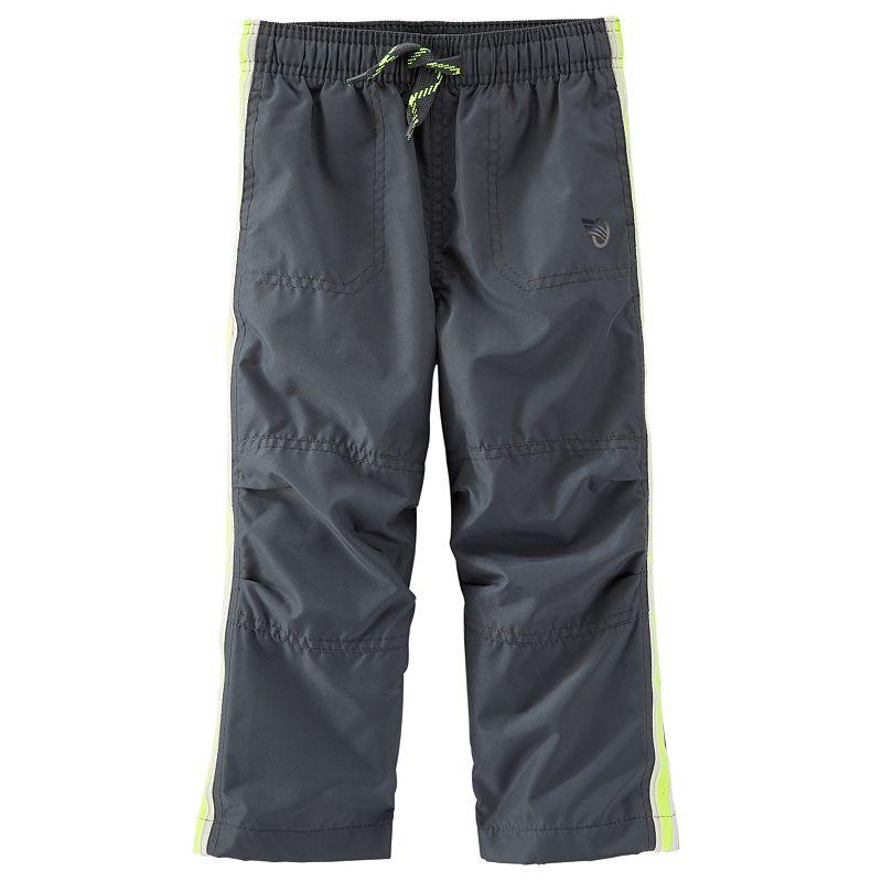 OshKosh B'gosh Matte Jersey-Lined Athletic Pants - Toddler Boy