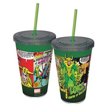 Marvel Loki 16-oz. Tumbler