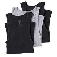 Boys Hanes Ultimate 3-Pack Tanks