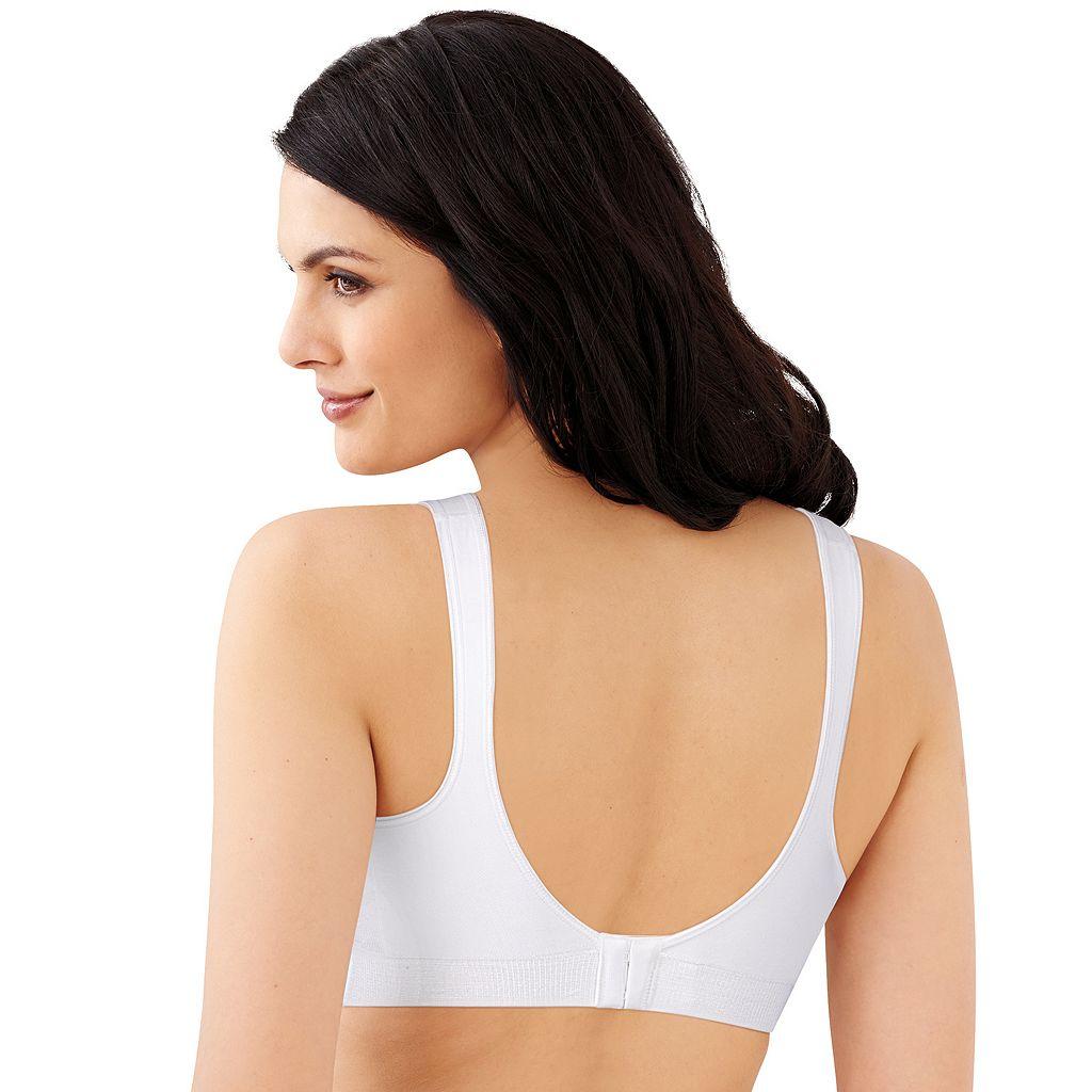 Bali Bra: Comfort Revolution Smart Sizes Lace Wire-Free Full-Figure Bra 3488