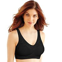Bali Bra: Comfort Revolution Smart Sizes Lace Wire-Free Full-Figure Bra 3488