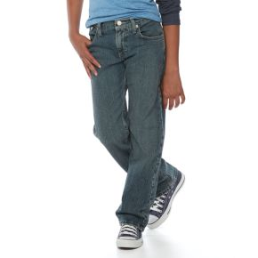 Boys 8-20 Lee Straight-Fit Jeans