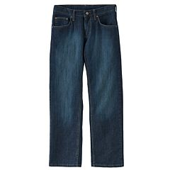 Boys 8-20 & Husky Lee Straight-Fit Jeans