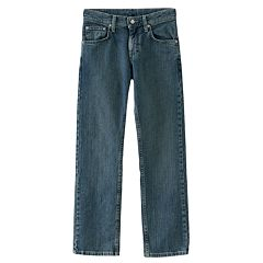 Boys 8-20 & Husky Lee Straight-Fit Jeans