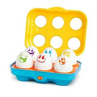 Bright Starts Put 'n Shake Egg Set