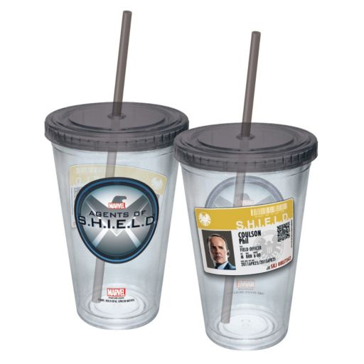 Marvel Agents of S.H.I.E.L.D. 16-oz. Tumbler