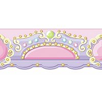 Peek-A-Boo Carousel Topper Border