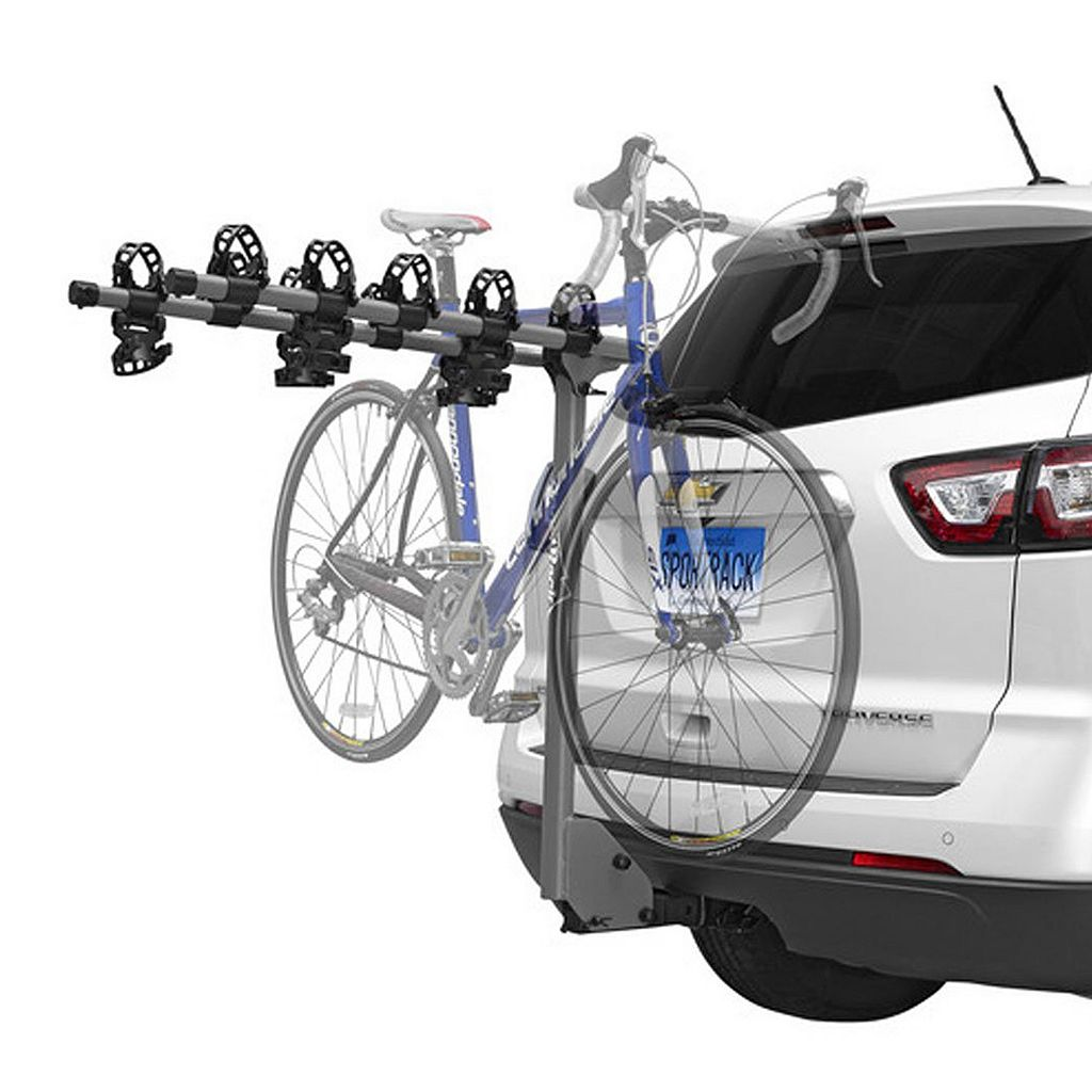 SportRack Ridge 5 Hitch Bike Rack