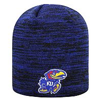 Adult Top of the World Kansas Jayhawks Zero Beanie