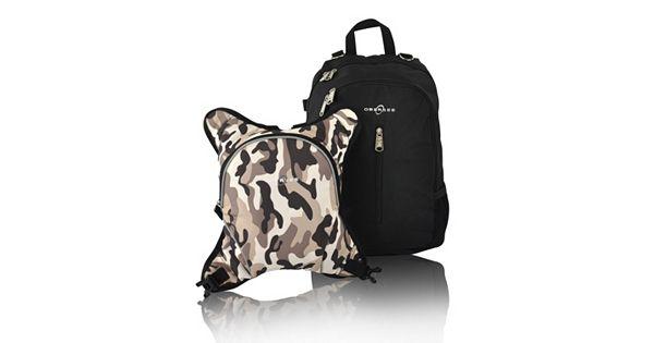 obersee rio diaper bag backpack cooler set. Black Bedroom Furniture Sets. Home Design Ideas