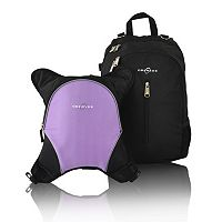 Obersee Rio Diaper Bag Backpack & Cooler Set