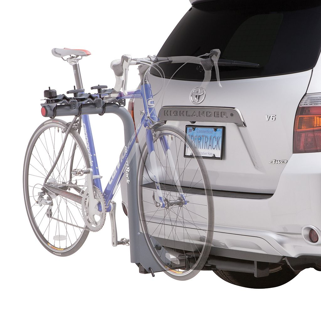 SportRack Pathway Deluxe 3 Hitch Bike Rack
