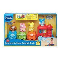 VTech Connect & Sing Animal Train