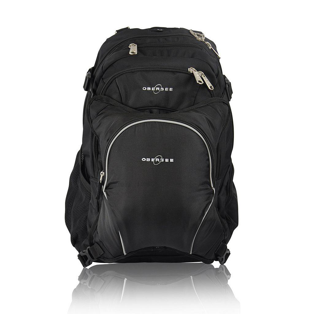 Obersee Bern Diaper Bag Backpack & Cooler