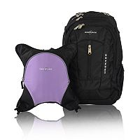 Obersee Bern Diaper Bag Backpack & Cooler