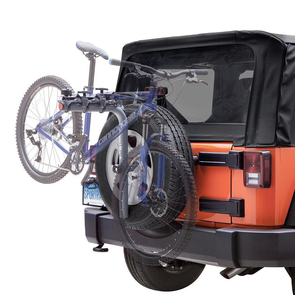 SportRack Pathway Deluxe 3 Spare Tire Bike Rack