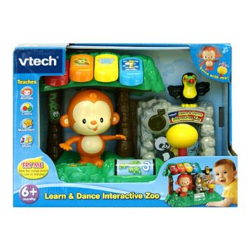 VTech Learn & Dance Interactive Zoo