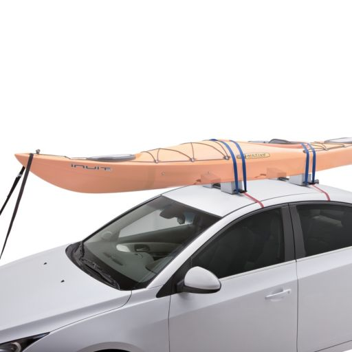 SportRack Jetty Deluxe 24-inch Roof Rack Kayak Carrier