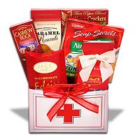 Alder Creek Dr.'s Orders Get Well Gift Box