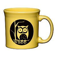 Fiesta Whoo Owl Java Mug