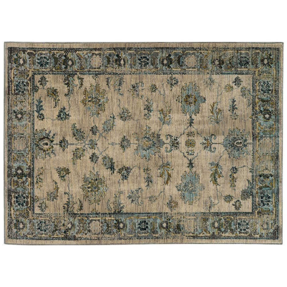 StyleHaven Casa Faded Traditional Rug